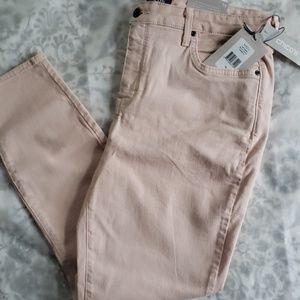 NYDJ skinny ankle jeans size 14